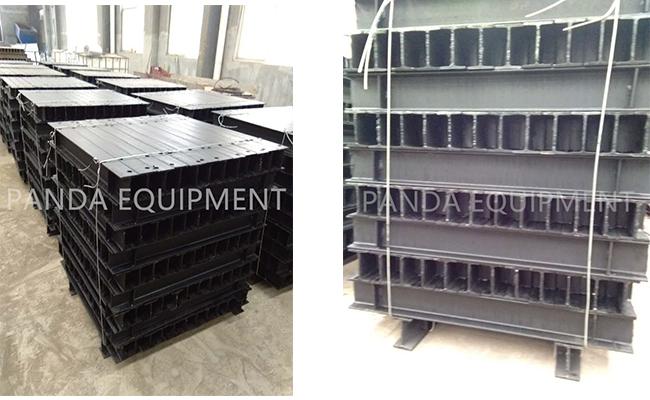 STEEL RAIL SLEEPER - Yantai Panda Equipment Co ,Ltd -Rock